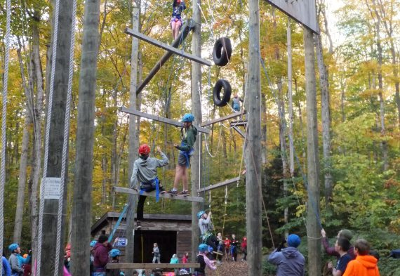 Outdoor Challenge Course