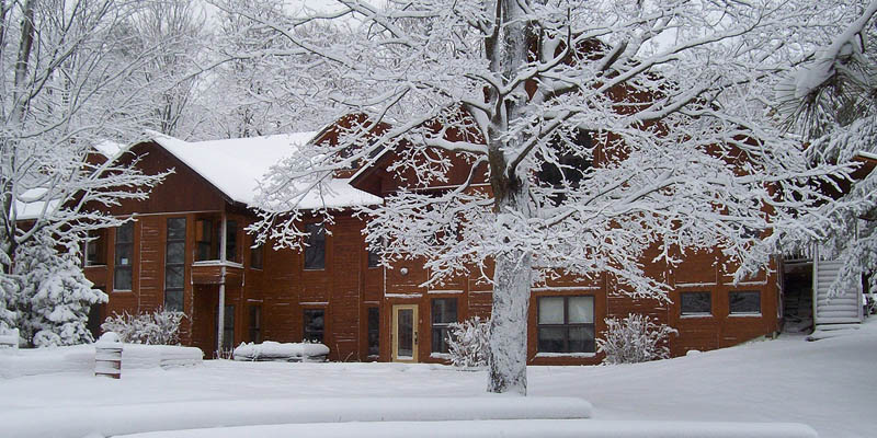 Camp Daggett Lodge Rental